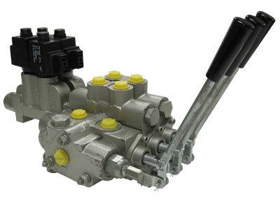 Sectional Body Model SV - Solenoid Operated