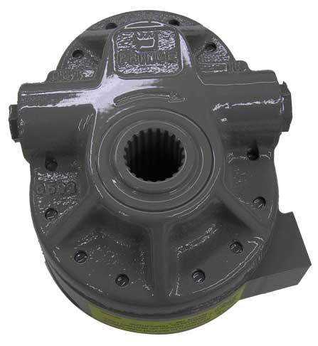Prince hydraulics pto hydraulic pump gpm rpm 2500 for Hydraulic motor with pto spline